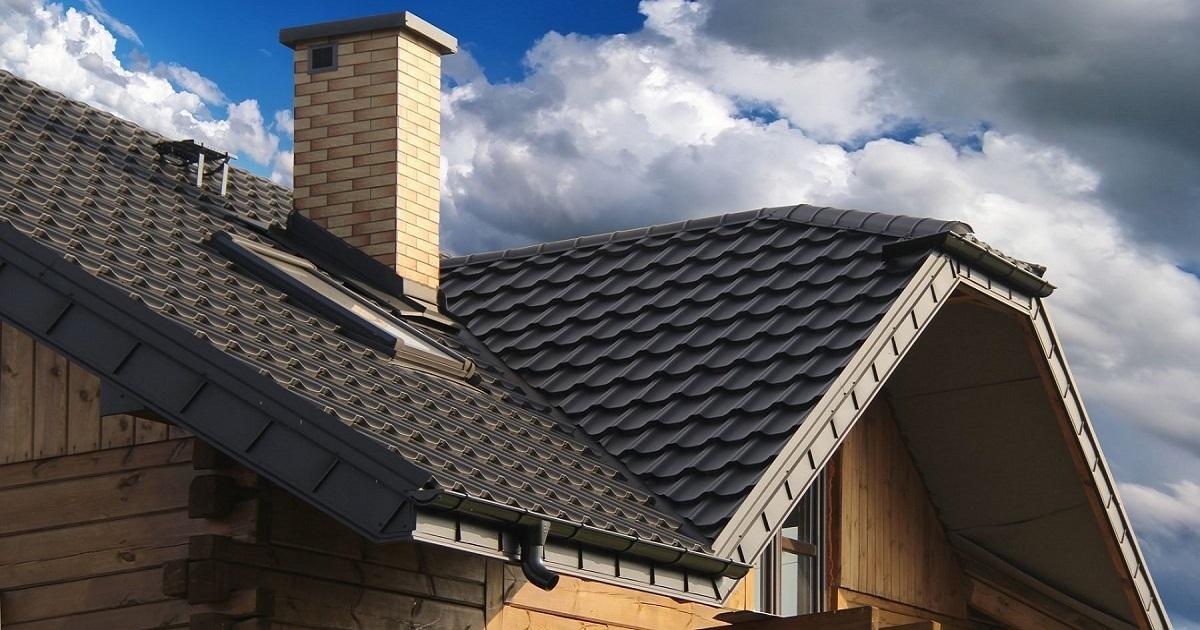 Металлочерепица для крыши - РУФ-АРТ